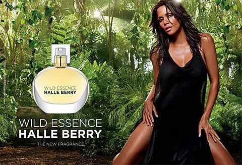 Wild Essence - новый аромат от Холли Берри фото №2