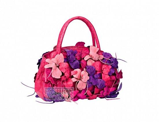 Яркие сумки Nancy Gonzalez  весна-лето 2013 фото №11