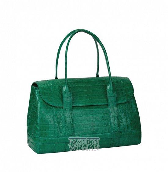 сумка из экзотической кожи