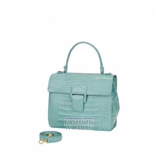 Яркие сумки Nancy Gonzalez  весна-лето 2013 фото №19