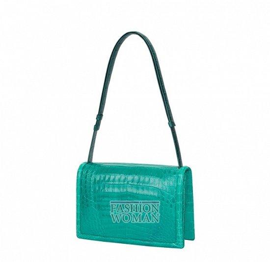 Яркие сумки Nancy Gonzalez  весна-лето 2013 фото №21