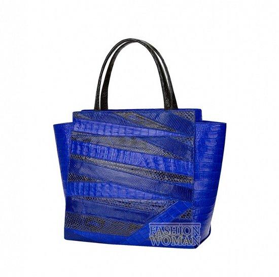 Яркие сумки Nancy Gonzalez  весна-лето 2013 фото №33