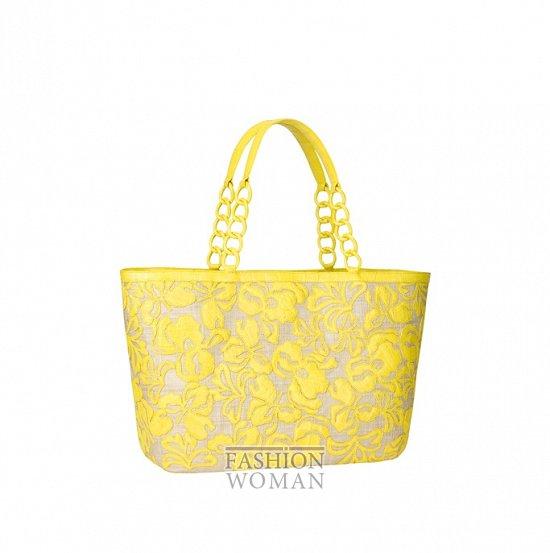 Яркие сумки Nancy Gonzalez  весна-лето 2013 фото №38