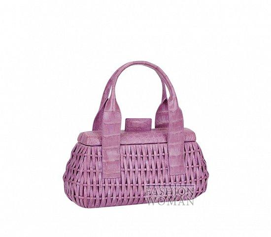 Яркие сумки Nancy Gonzalez  весна-лето 2013 фото №6