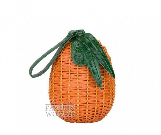 Яркие сумки Nancy Gonzalez весна-лето 2013