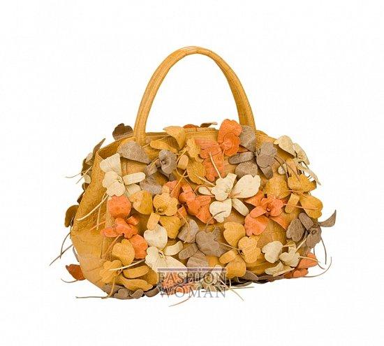 Яркие сумки Nancy Gonzalez  весна-лето 2013 фото №10