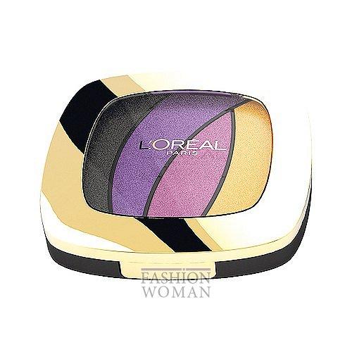 Тени Color Riche Quadro от L'Oreal Paris
