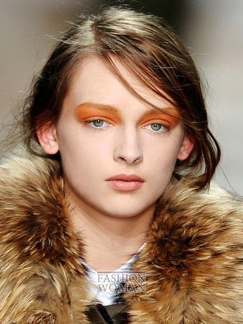макияж осень-зима 2012-2013