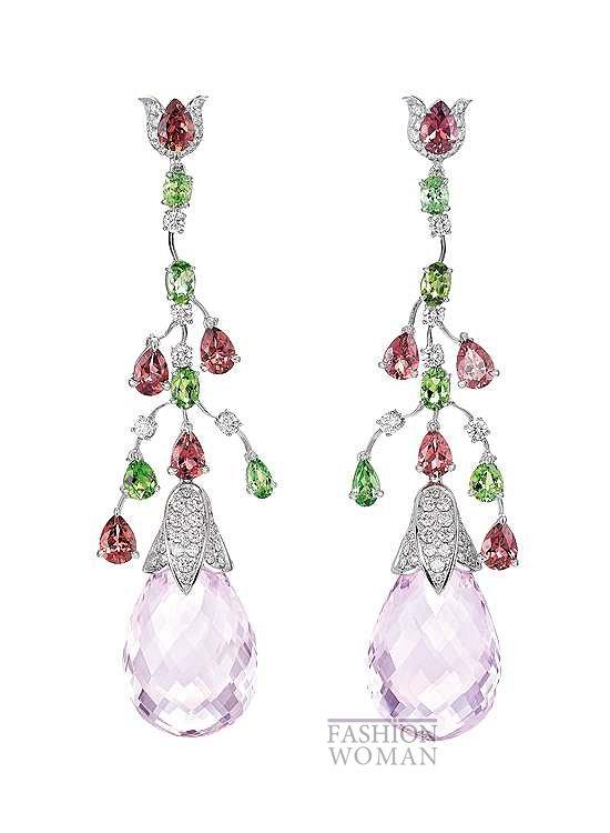 Коллекция ювелирных украшений Chopard