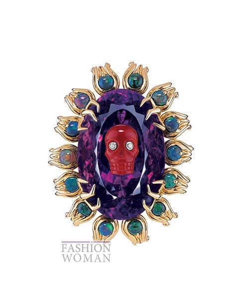 Ювелирные украшения от Christian Dior фото №2