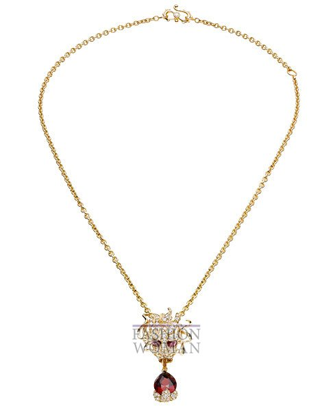 Ювелирные украшения от Christian Dior фото №13