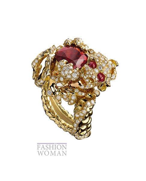 Ювелирные украшения от Christian Dior фото №14