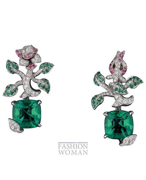 Ювелирные украшения от Christian Dior фото №15