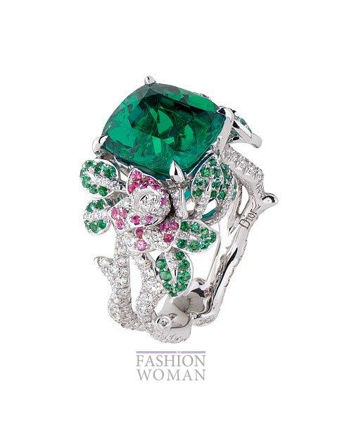 Ювелирные украшения от Christian Dior фото №16