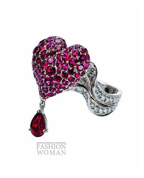 Ювелирные украшения от Christian Dior фото №4