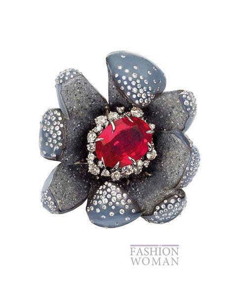 Ювелирные украшения от Christian Dior фото №5