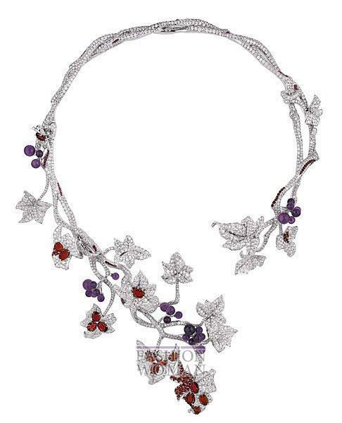 Ювелирные украшения от Christian Dior фото №7