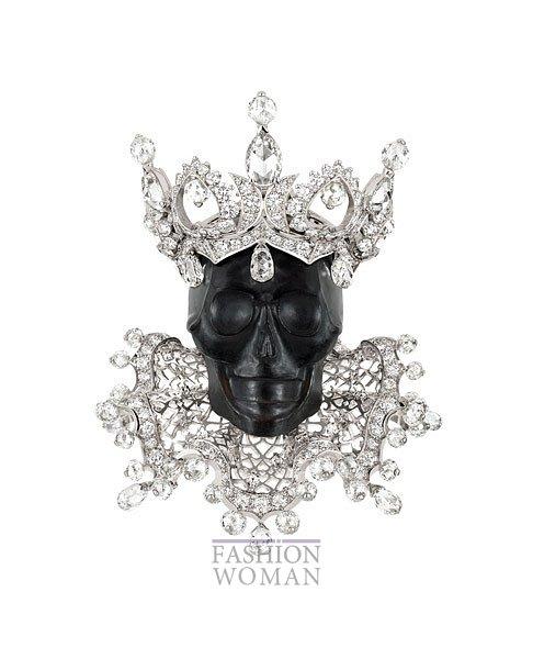 Ювелирные украшения от Christian Dior фото №9