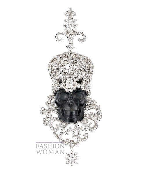Ювелирные украшения от Christian Dior фото №10