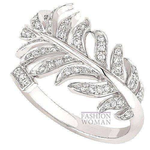 Ювелирные украшения с бриллиантами от Chanel