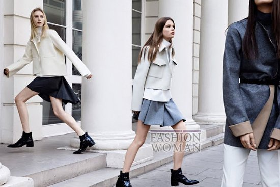 коллекция Zara осень-зима 2013-2014