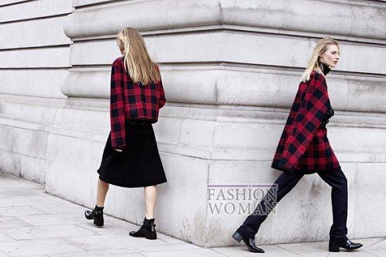 Zara осень-зима 2013-2014 фото №12