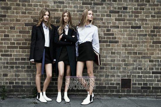 Zara осень-зима 2013-2014 фото №14