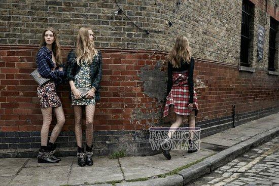 Zara осень-зима 2013-2014 фото №16