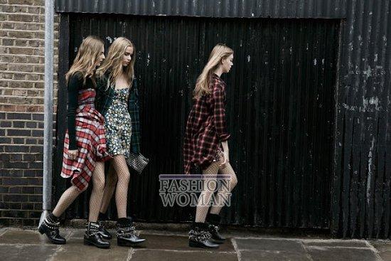 Zara осень-зима 2013-2014 фото №19