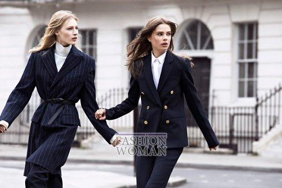 Zara осень-зима 2013-2014 фото №3