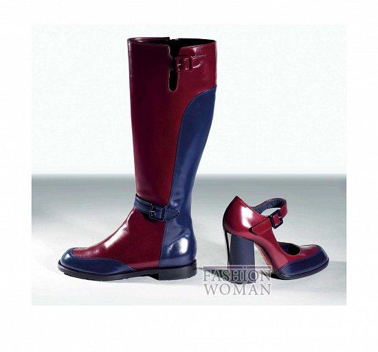 Женская обувь Baldinini осень-зима 2013−2014