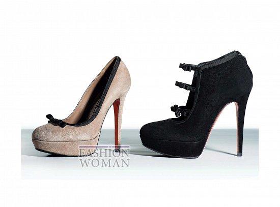 Женская обувь Baldinini осень-зима 2013-2014 фото №2