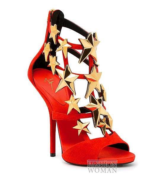 Женская обувь Giuseppe Zanotti осень-зима 2013-2014 фото №1