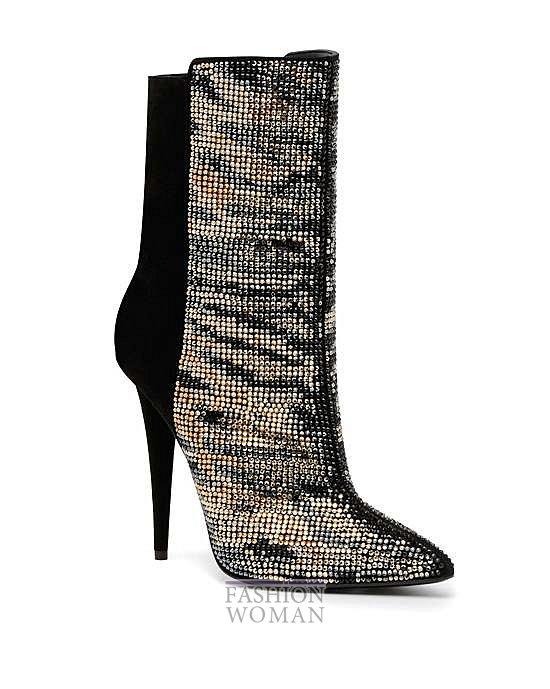 Женская обувь Giuseppe Zanotti осень-зима 2013-2014 фото №29