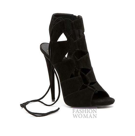 Женская обувь Giuseppe Zanotti осень-зима 2013-2014 фото №4