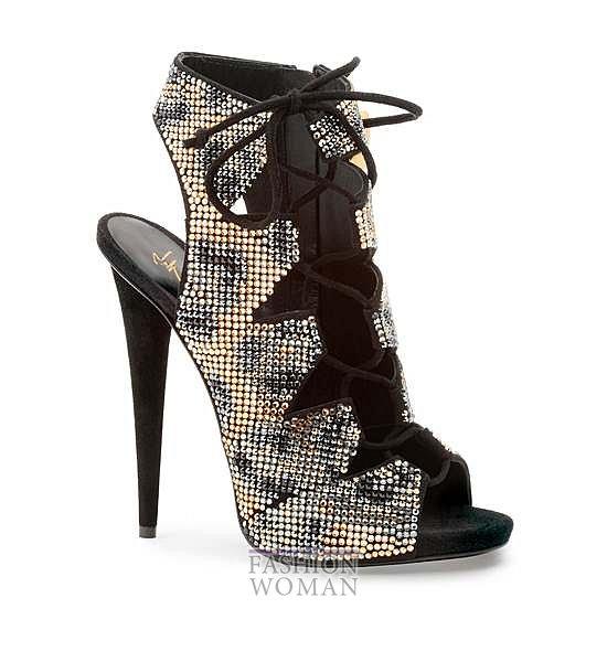 Женская обувь Giuseppe Zanotti осень-зима 2013-2014 фото №5