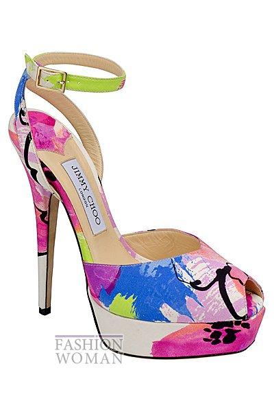 Женская обувь Jimmy Choo весна-лето 2013 фото №26