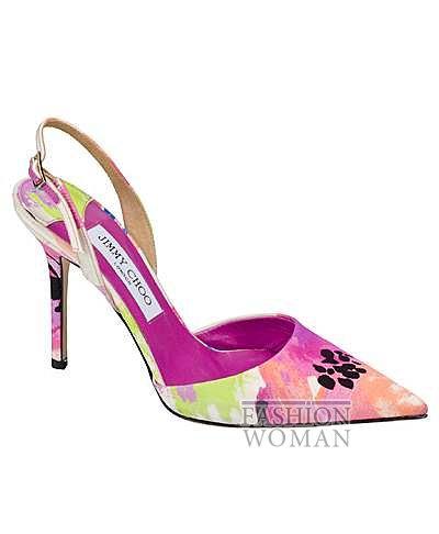 Женская обувь Jimmy Choo весна-лето 2013 фото №42