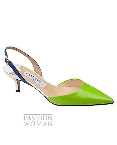 Женская обувь Jimmy Choo весна-лето 2013 фото №48