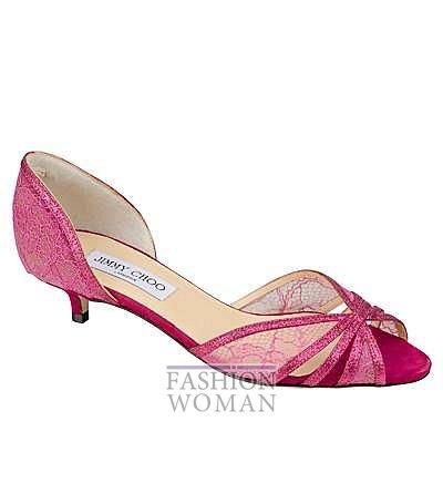 Женская обувь Jimmy Choo весна-лето 2013 фото №65