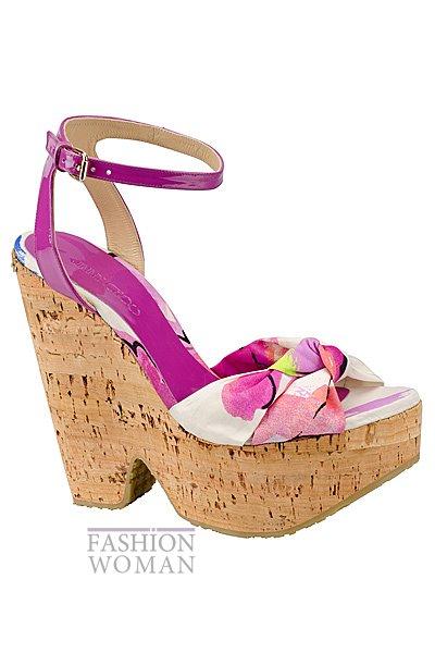 Женская обувь Jimmy Choo весна-лето 2013 фото №66