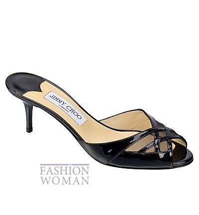 Женская обувь Jimmy Choo весна-лето 2013 фото №67