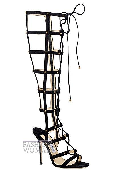 Женская обувь Jimmy Choo весна-лето 2013 фото №71