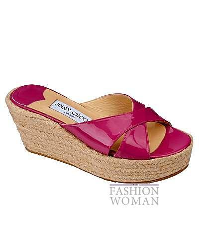 Женская обувь Jimmy Choo весна-лето 2013 фото №74