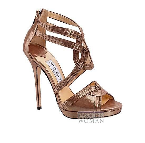 Женская обувь Jimmy Choo весна-лето 2014 фото №13