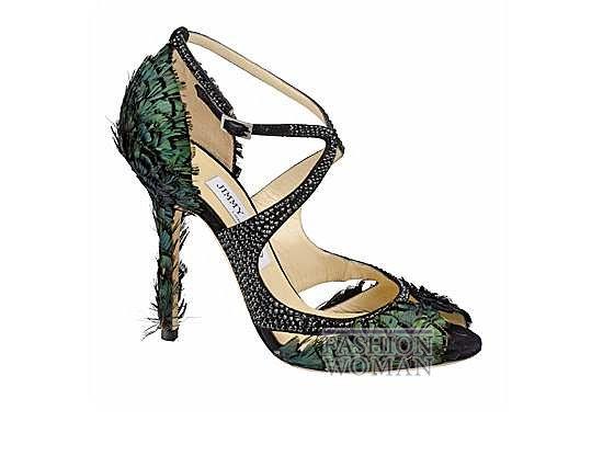 Женская обувь Jimmy Choo весна-лето 2014 фото №15