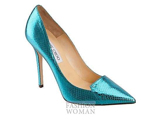 Женская обувь Jimmy Choo весна-лето 2014 фото №32