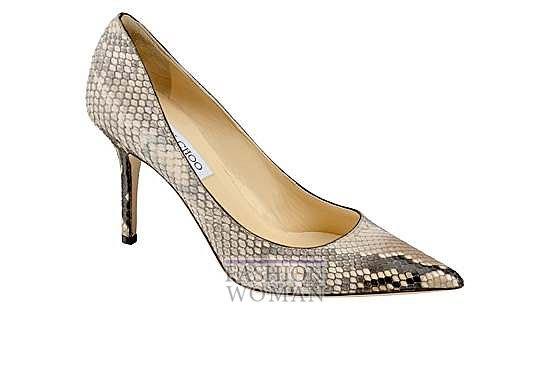 Женская обувь Jimmy Choo весна-лето 2014 фото №40