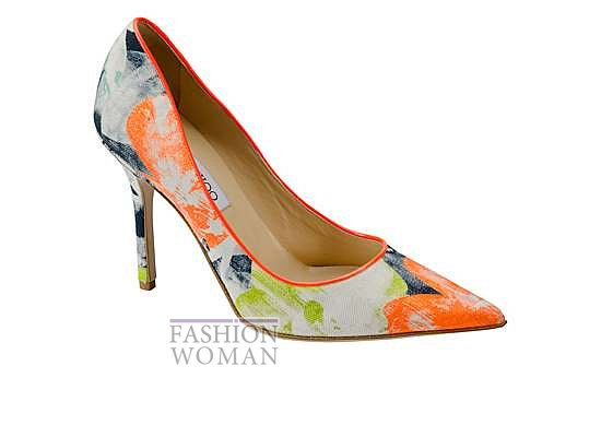 Женская обувь Jimmy Choo весна-лето 2014 фото №41