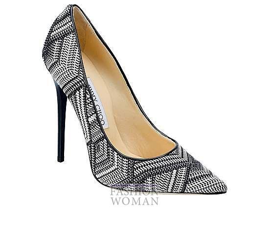 Женская обувь Jimmy Choo весна-лето 2014 фото №44